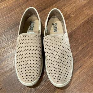 Dusty Rose Sneakers